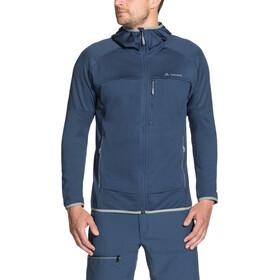 VAUDE Tekoa Fleece Jacket Herren fjord blue